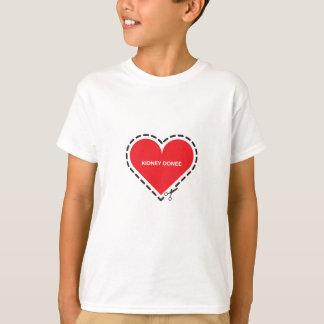 Der T - Shirt der Nieredonee-Kinder
