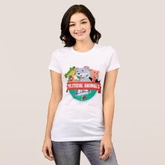 Der T - Shirt der politischen Tier-Frauen