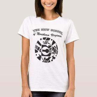 Der T - Shirt der räumlichen