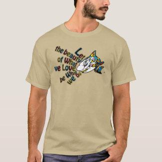 Der T - Shirt der Rüstungs-Haifisch-Männer mit