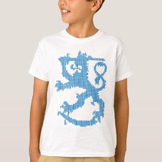 Der T - Shirt der Sisu Löwe-Kinder