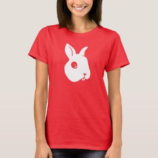 Der T - Shirt der sonderbaren Kaninchen-Frauen