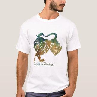 Der T - Shirt der Stier-Astrologie-Männer
