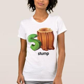 Der T - Shirt der Stumpf-Frauen