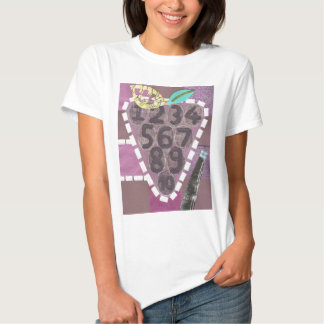 Der T - Shirt der Trauben-Pool-Frauen