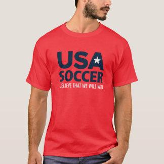Der T - Shirt der USA-Fußball-Männer