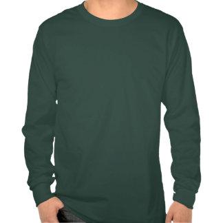 Der T - Shirt der Weihnachtsren-Feiertagsmänner