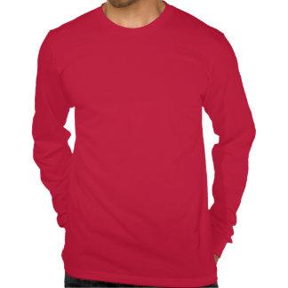 Der T - Shirt der Weihnachtssnowman