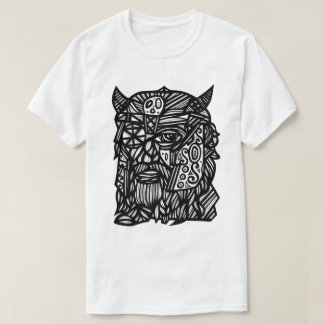 "Der T - Shirt ""der Wikinger-Konzentrations-"""