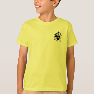 Der T - Shirt des Kindes (helle Farben)