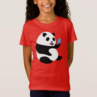 "Der T - Shirt des Mädchens: ""Selfie Panda """