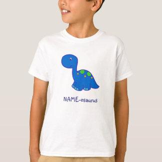 Der T - Shirt Dinosaurier Name-osaurus Kindes -