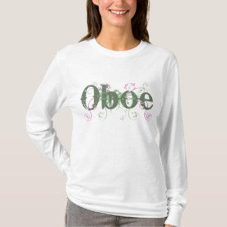 Der T - Shirt Grunge-Blick Oboe Frauen