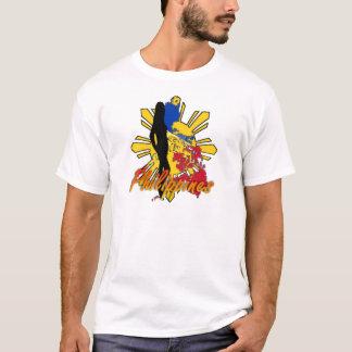 Der T - Shirt Männer Philippinen W/Girl