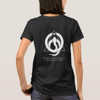 Der T - Shirt PAMA Frauen (Schwarzes)