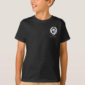 Der T - Shirt PAMA Kinder (Schwarzes)