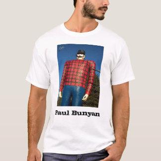 """Der T - Shirt """"Paul Bunyan"""" Männer"""