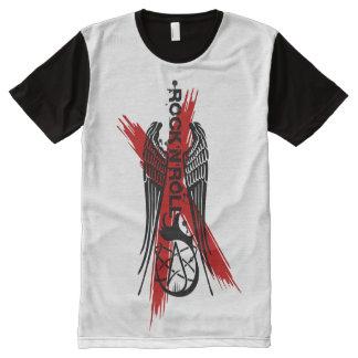 Der T - Shirt Rocknroll Mannes