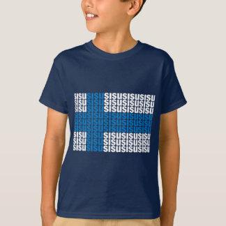 Der T - Shirt Sisu Kinder