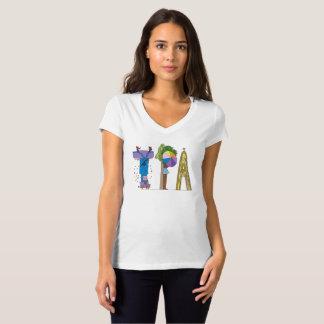 Der T - Shirt | TAMPA, Florida (TPA) der Frauen