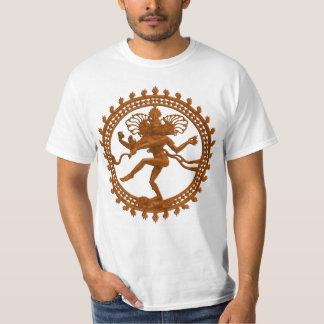 Der T - Shirt Tanzen Shiva Männer