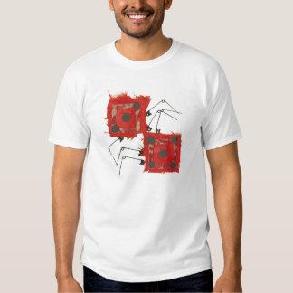 Der T - Shirt Würfel-Marienkäfer keiner