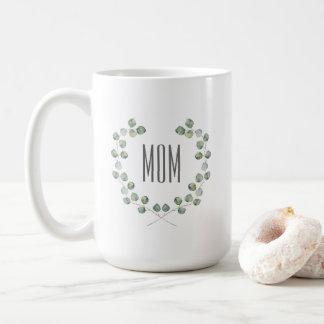 Der Tag der Mutter des Kaffeetasse