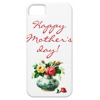 Der Tag der Mutter mit Blumen Etui Fürs iPhone 5