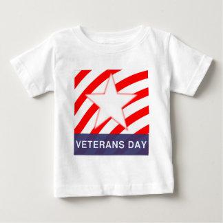 Der Tag der Veterane Baby T-shirt
