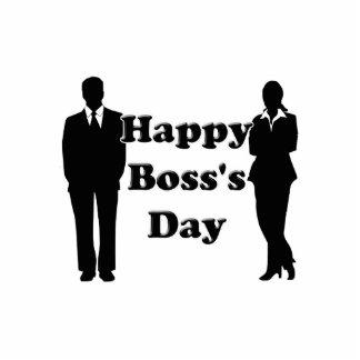 Der Tag des Chefs Foto Figur