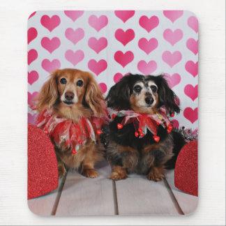 Der Tag des Valentines - Brooklyn u. Mandy - Mauspads