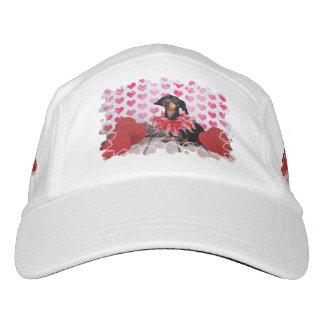 Der Tag des Valentines - Sophia - Dackel Headsweats Kappe