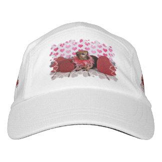 Der Tag des Valentines - Trudy - Dackel Headsweats Kappe