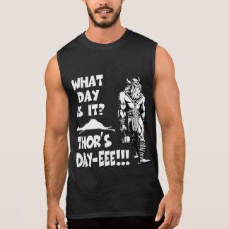 Der Tag-eee des Thors!!! Ärmelloses Shirt