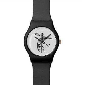 Der Tanz der Zeit Armbanduhr