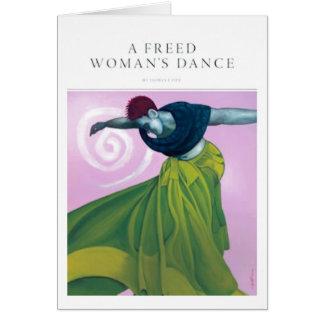 Der Tanz einer freigegebenen Frau Karte