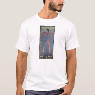 Der Tanzen-Mann durch Peter Virgancz T-Shirt