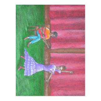 Der Tänzer Postkarten