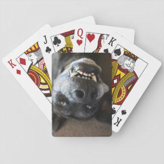 Der Teef des Leftys Spielkarten