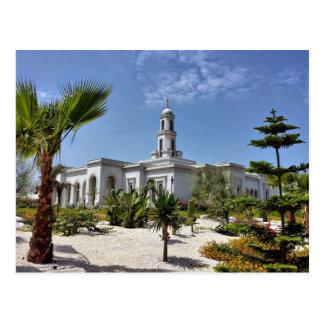 Der Tempel Trujillos Peru LDS Postkarten