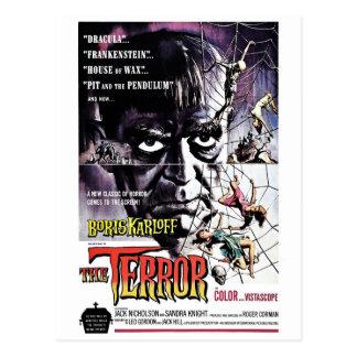 """""""Der Terror-"""" Postkarte"""