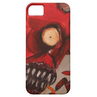 Der Teufel isst Käse-Hauche Hülle Fürs iPhone 5