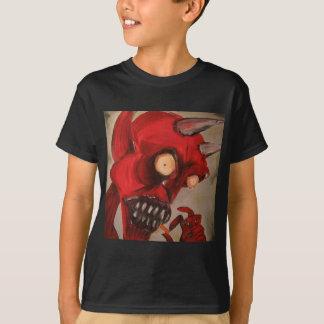 Der Teufel isst Käse-Hauche T-Shirt