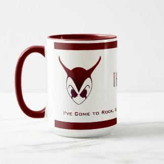 """Der Teufel """"roter Teufel"""" 15 Unze-Tasse Tasse"""