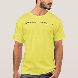 der Texas-Dorfidiot T-Shirt