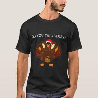 Der Theastmas der Männer T - Shirt