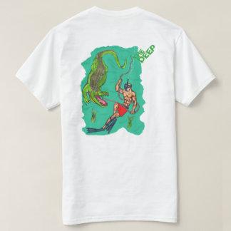 DER TIEFE ALLIGATORWRANGLER T-Shirt