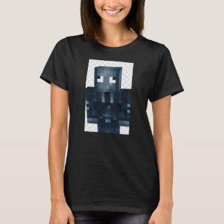Der Tintenfisch für Mädchen T-Shirt