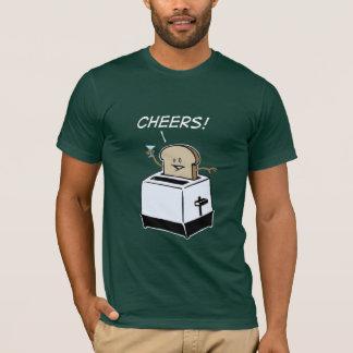 Der Toast-Meister (dunkles Shirt) T-Shirt