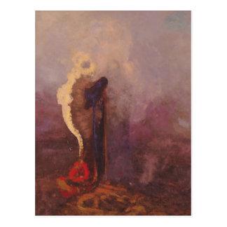 Der Traum, 1904 Postkarten